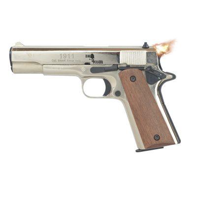 HARD PUNISHER – 430.046 Pistola a salve-Mod. 1911 Chrome cal.8mm