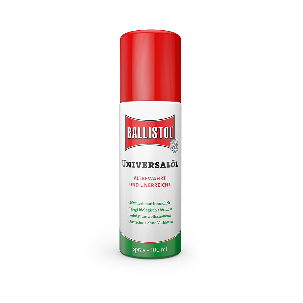 Ballistol – Olio universale Spray 100ml /C6 PZ.