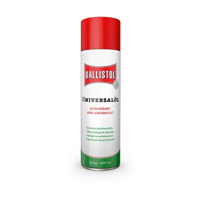 Ballistol – Olio universale Spray 400 ml /C6 PZ.