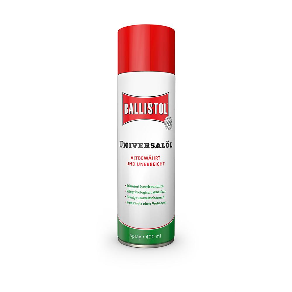 Ballistol – Olio universale Spray 400 ml /C6 PZ.