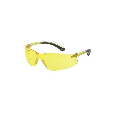 Occhiali Lunettes SWISS ARMS de protection Jaune legere Anti-buee /C72-12
